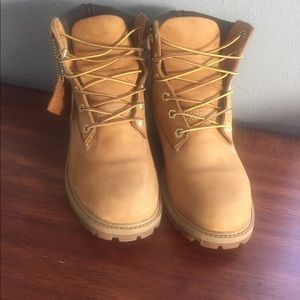 Timberland boots 6 M
